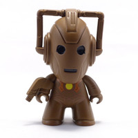 Doctor Who - Titans - Geronimo! Collection - Wood Cyberman