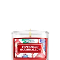 Mini Candle Peppermint Marshmallow