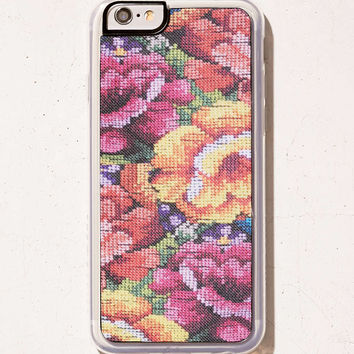 Zero Gravity Fabric Pixel Roses iPhone 6/6s Case - Urban Outfitters