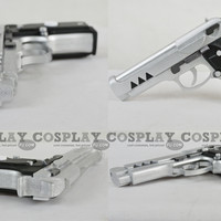 Death the Kid Guns from Soul Eater - Tailor-Made Cosplay Costume