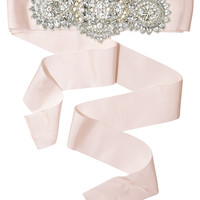 Badgley Mischka Jewelry Always and Forever Belt
