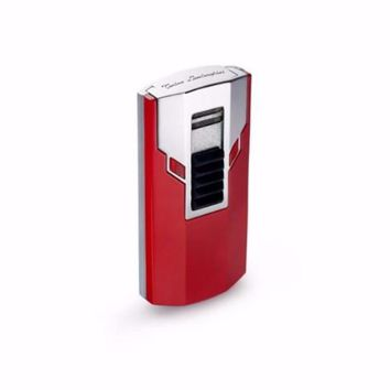 Tonino Lamborghini Estremo Red Torch Flame Lighter