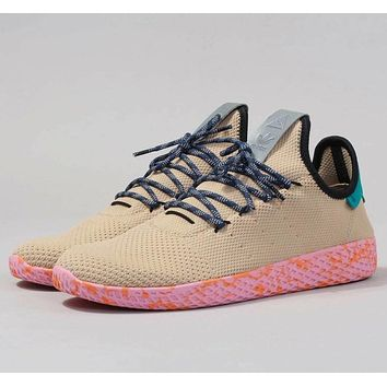 Adidas PW Hu Woman Men Fashion Sneakers Sport Shoes