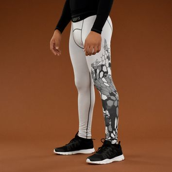 Incognito Street Camo Tights for men