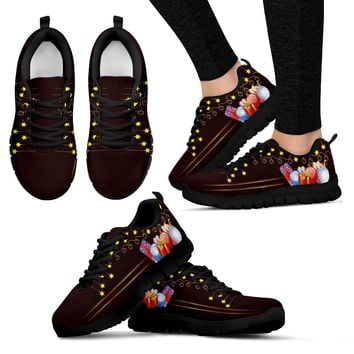 Christmas Party Women's Sneakers|Running Shoes