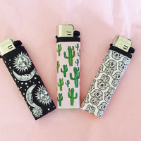 Hippie Lighter Set