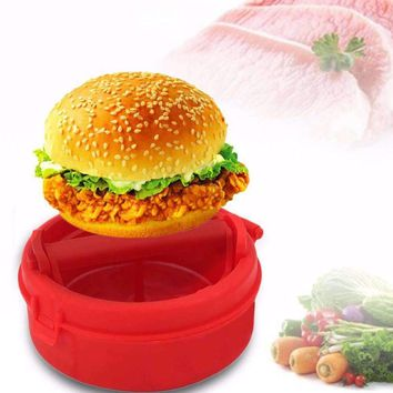 Stuffed Burger Press & Pattie Maker