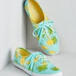 Fruits Fruits and Flatters Sneaker in Pineapple by ModCloth