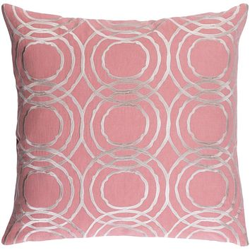 Ridgewood Pillow Kit - Pale Pink, Cream - Poly - RDW007