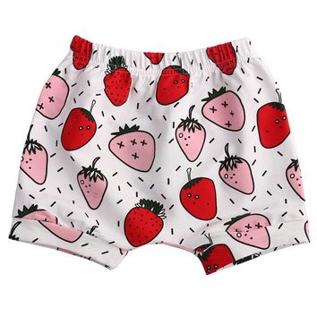 Hot Shorts Unique Toddler Baby Girls Clothes Kids Cute Bottoms  Summer Bloomers  0-4YAT_43_3