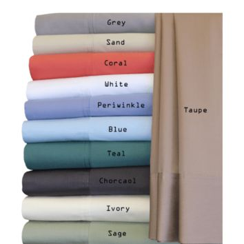 Sheet Set Hybrid Bamboo Cotton Blend