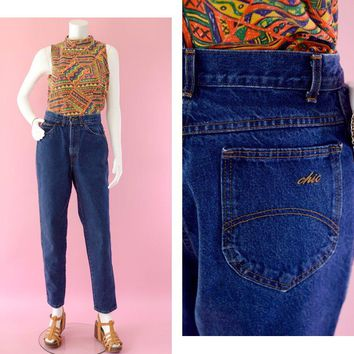 80s High Waisted Mom Jeans Women's Size 10 Average