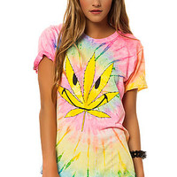 The Happy Weed Tee