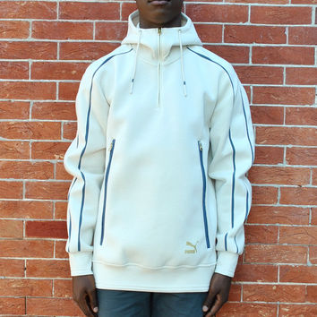 Puma - ARCHIVE SELECT HZ T7 JACKET - White