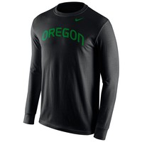 Nike Oregon Ducks Wordmark Tee