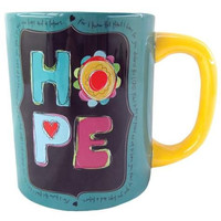 AMYLEE WEEKS HOPE 15 OZ. MUG