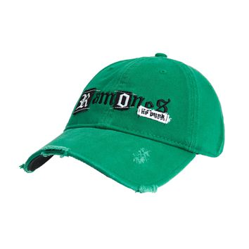 Ramones - Patched Logo Punk Baseball Cap