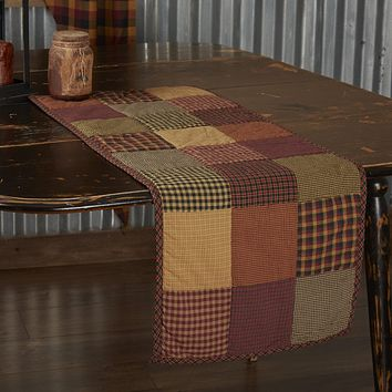 Heritage Farms Quilted Table Runner