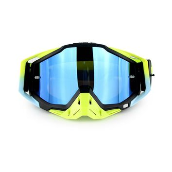 6 Colors Professional Motocross Helmet Goggles Ski Mask Motorcycle Racing Gafas YH10