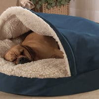 Dog Bed: Cozy Cave for dogs |DrsFosterSmith.com
