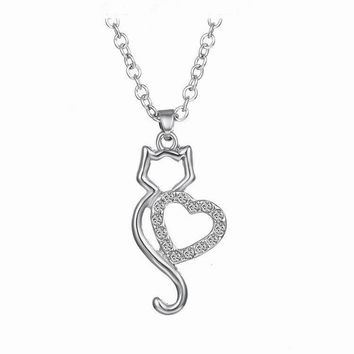 A Cats Love Necklace