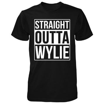 Straight Outta Wylie City. Cool Gift - Unisex Tshirt
