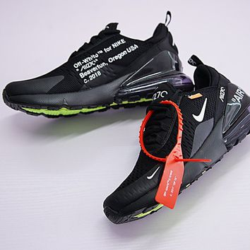 Virgil Abloh Off white x Nike Air Max 270 AH8050-011