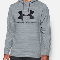 Under Armour Storm Fleece Sportstyle Hoodie for Men in Steel 1280762-035