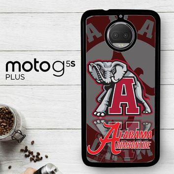Alabama Crimson Tide X3309  Motorola Moto G5S Plus Case
