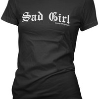 Women's Sad Girl T-Shirt