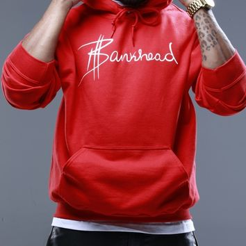 "RED ""Bankhead"" Signature Hoodie"