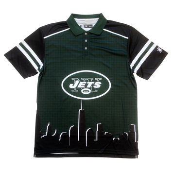 New York Jets NFL Thematic Polo