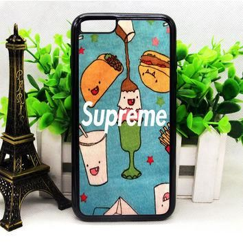 Supreme Food And Drink iPhone 6 | 6 Plus | 6S | 6S Plus Cases haricase.com