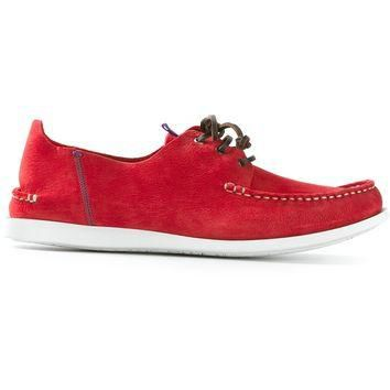 Paul Smith Contrast Sole Deck Shoe