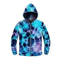 Peace Out - Light Up Hoodie