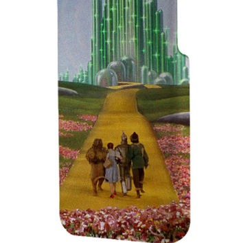 Best 3D Full Wrap Phone Case - Hard (PC) Cover with Wizard Of Oz Design