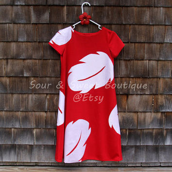 Child Lilo Costume Dress (Made-To-Order) & Adult Lilo Costume Dress (Made-To-Order) from soursweetboutique