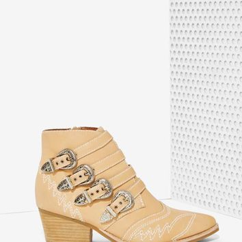 Jeffrey Campbell Glenrio Leather Boot