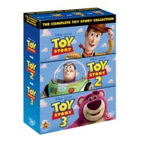 Toy Story DVD Triple Pack | Disney Store