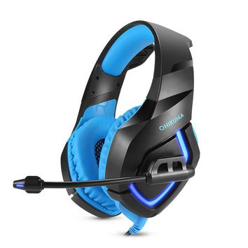 Headphone China game earphone for PS4 3.5mm stereo USB LED omnidirectional headphones for a mobile phone headphones for computer