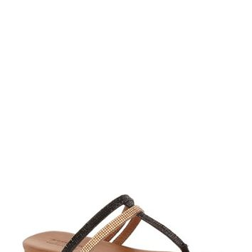 Kenneth Cole Reaction 'Bavette' Embellished Flip Flop (Women) | Nordstrom