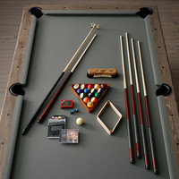 Brunswick Tournament Billiards Table