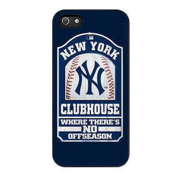 new york yankees clubhouse cases for iphone se 5 5s 5c 4 4s 6 6s plus