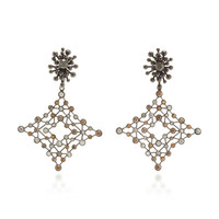 Kite-Shaped Nocturne Earrings | Moda Operandi