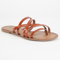 O'neill Legend Womens Sandals Cognac  In Sizes