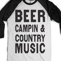 White/Black T-Shirt | Cute Country Girl Shirts