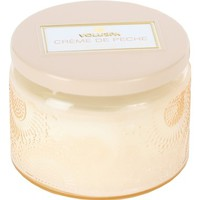 Voluspa 'Japonica - Creme de Peche' Petite Colored Jar Candle