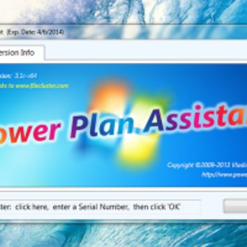 Power Plan Assistant 3.2c Crack & Serial Free Download