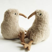 Kiwi Bird soft toy
