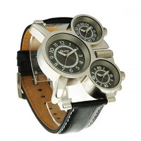 GADGET LUXE MENS WRISTWATCH *RICHMOB EXCLUSIVE